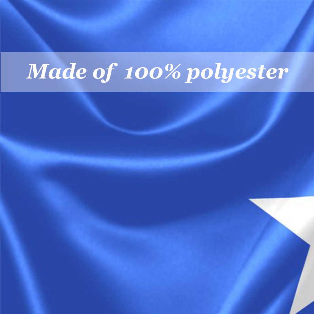 3 x 5 FT Quebec Flag Banner Grommets New HIGH QUALITY 100/% Polyester