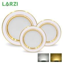 Spot lumineux encastrable de taille circulaire, éclairage circulaire, idéal pour une chambre à coucher, une cuisine ou un intérieur, 5/9/12/15/18W, LED/220/230V, 240 spots, Led