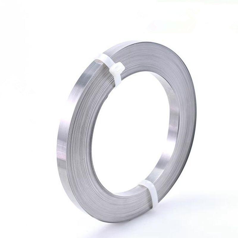 1PC nichrom płaski przewód grzejny do elementu grzejnego 10M długość 0.15/2/0.25mm grubość 2 ~ 12MM szerokość