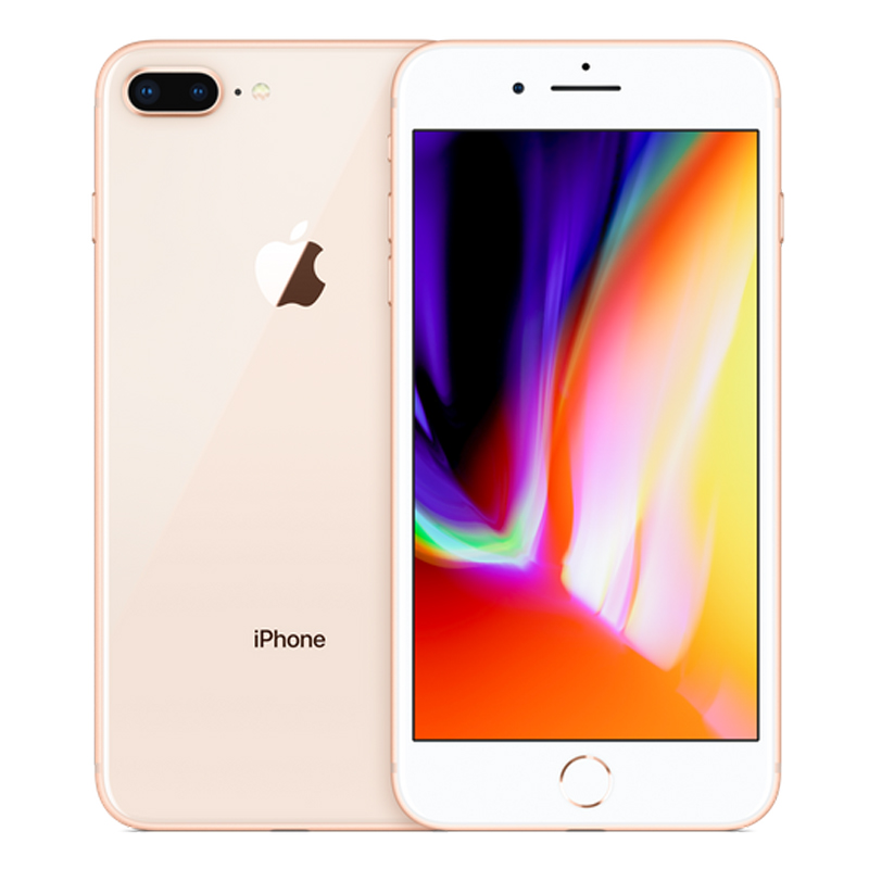 Apple A11 Bionic Original iPhone 8-Plus 64gb 3GB WCDMA/CDMA/LTE/GSM Nfc Wireless Charging