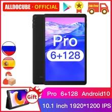 ALLDOCUBE iPlay20 Pro 10.1 cala Android 10 Tablet PC 6GB RAM 128GB ROM 9863A tablety 4G telefon LTE iplay 20