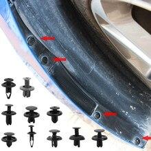 Nuevo variado de parachoques del coche rueda de defensa de la ceja Clip de cierre para mazda cx -5 cx- 7 cx-4 cx3 cx9 626 mazda 3 mazda 6 CX30