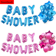 Oh Baby Baby Shower Gifts Foil Balloons Air It's A Boy Girl Gender Reveal Balloon Babyshower 1st Birthday Party Decorations Kids baby shower boy girl decorations set it s a boy it s a girl oh baby balloons gender reveal kids birthday party baby shower gifts