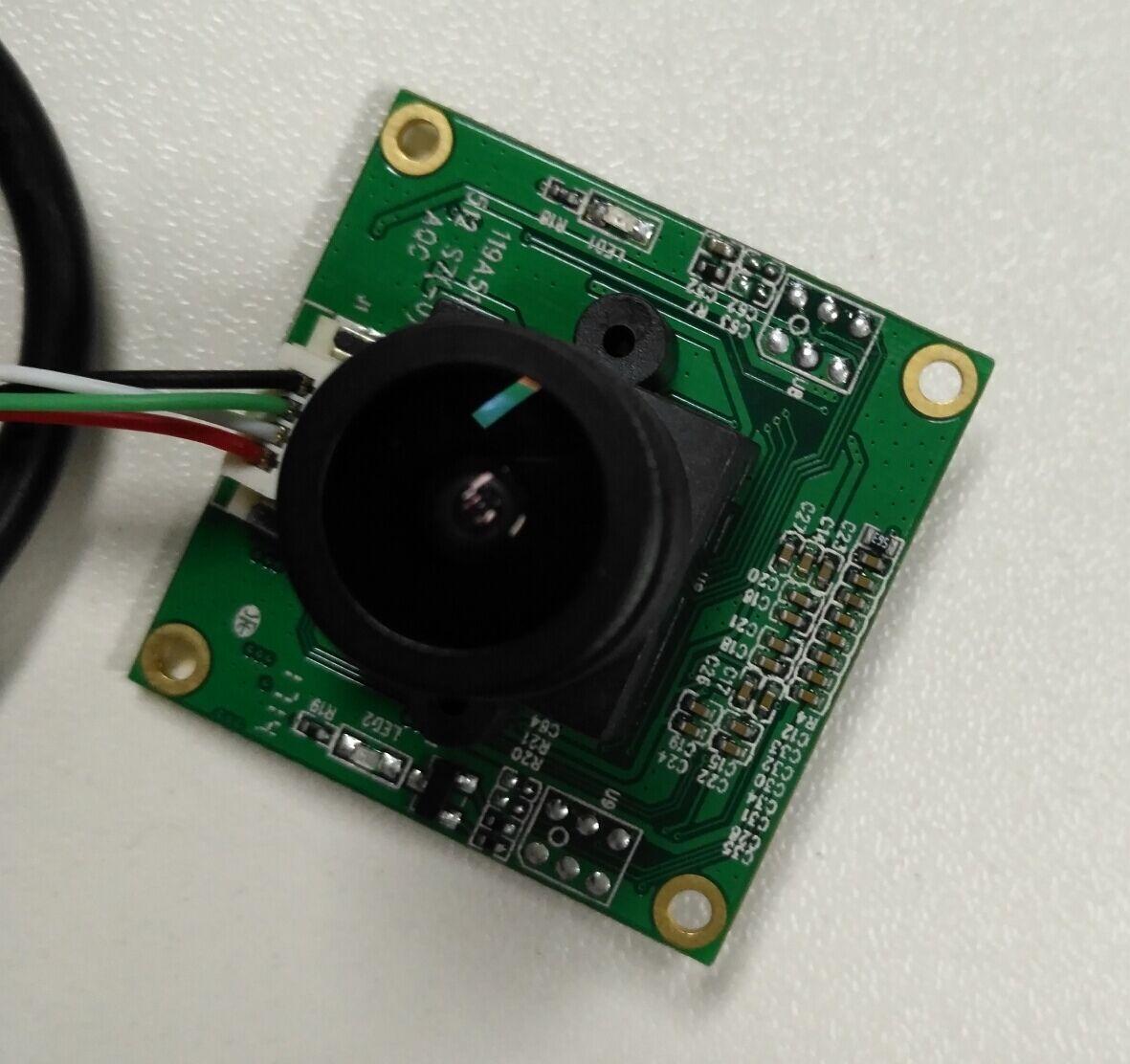 WDR large dynamique haute définition USB lecteur gratuit Webcam rétro-éclairage lumière sombre et autre environnement extérieur visage Identificati