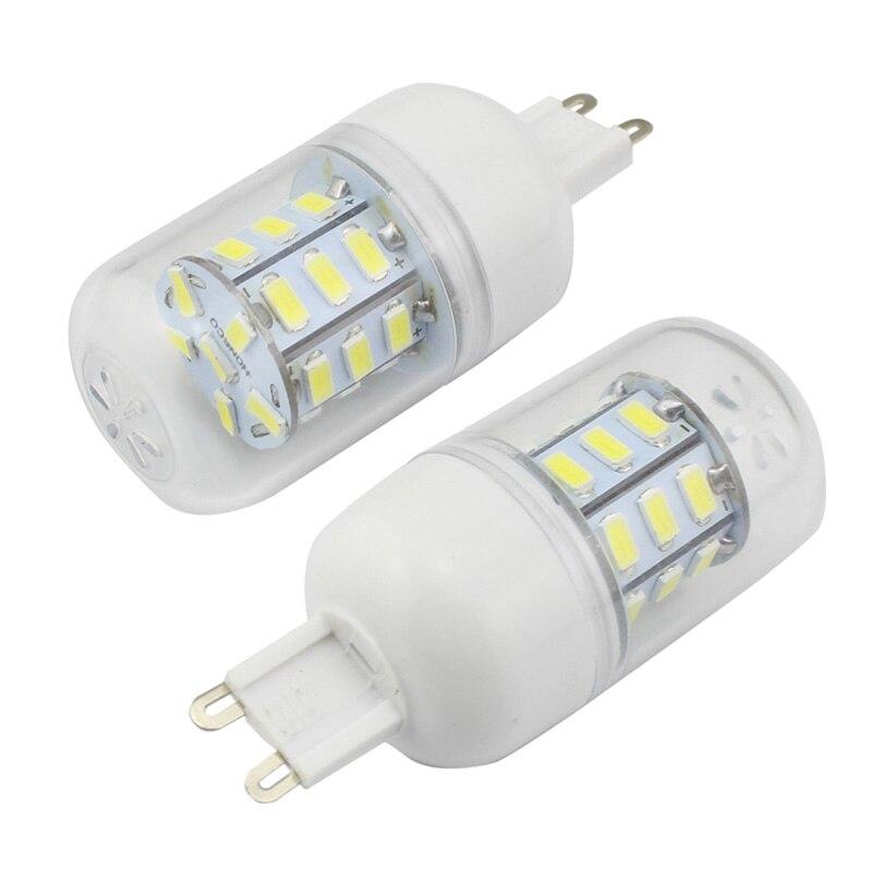 Купить с кэшбэком 4X ampoule led E12 GU 10 G9 B22 corn bulb light Dc 12V 24v 3W candle spotlight home boat lighting 5730 chip 12 24 V super lamps