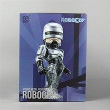 Гибридная металлическая экшн-фигурка Robocop HFM025, анимация Ver. Игрушечные модели из ПВХ, новинка, 14 см