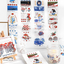 Pet-Tape Cute Stationery 1PC Mohamm Scrapbooking School-Supplies DIY Cartoon 60--350mm