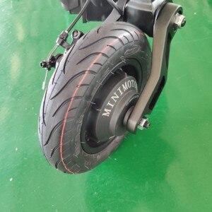 Image 3 - מנוע של DUALTRON עכביש חשמלי scootor spiderr עם צמיג כוח נהג