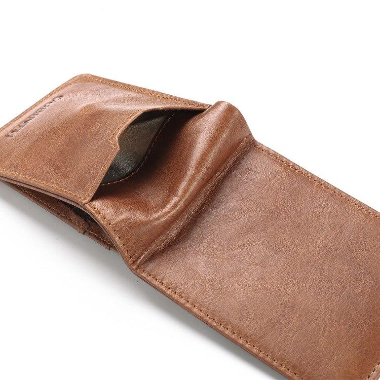 2019 New Style gubintu Creative Wallet Card Holder RFID Antimagnetic Multi-functional Men's US Dollar Wallet First Layer