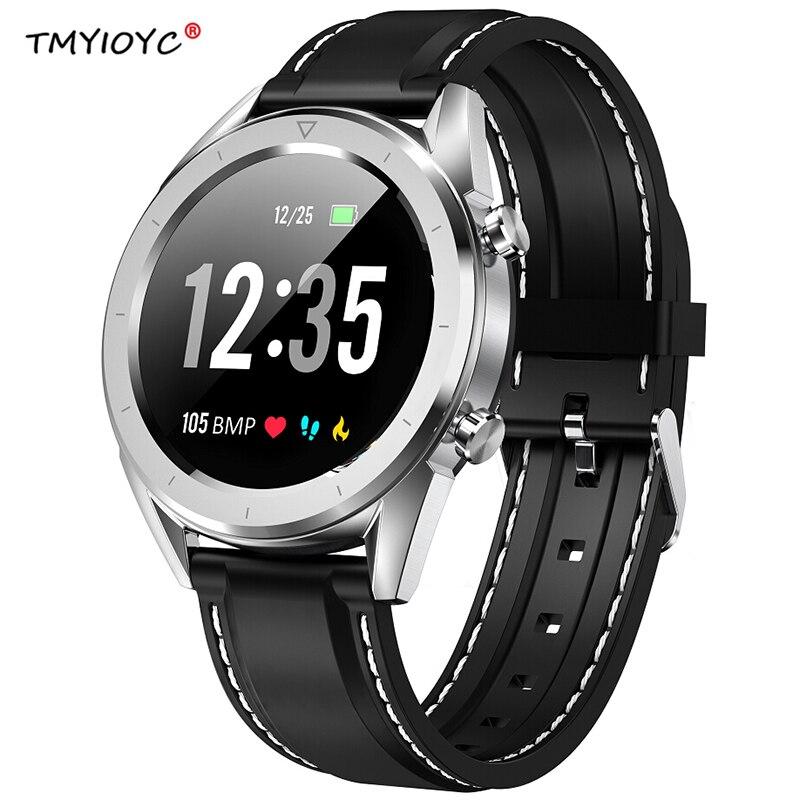 NO.1 1 DT 28 smart watch IP68 Sono Monitor de Freqüência Cardíaca à prova d' água 1.54 ''DT28 Pressão Arterial Assistir Rastreador De Fitness smart watch es