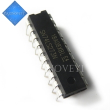 10 pçs/lote SN74LS273N HD74LS273P 74LS273 DIP 20 novo original Em Estoque