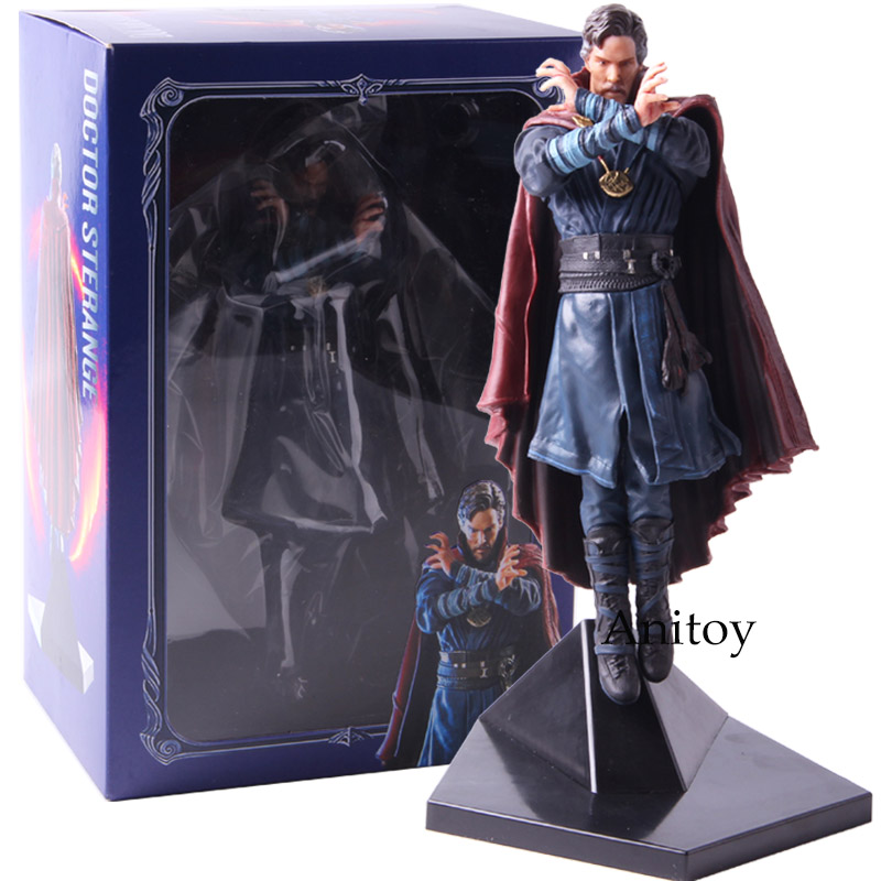 Marvel Iron Studios Action Figure Doctor Strange 1/10 Statue PVC Collectible Model Toy