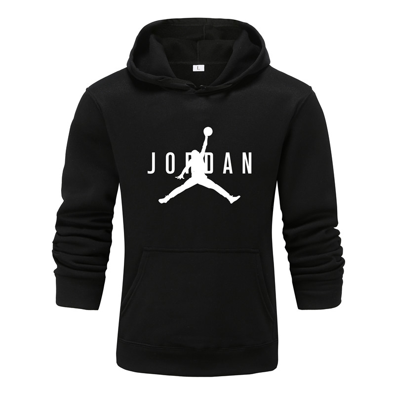 Brand Male Hip Hop Long Sleeve JORDAN Hooded Sweatshirt Mens Hoodie Tracksuit Sweat Coat Casual Sportswear Hoodies