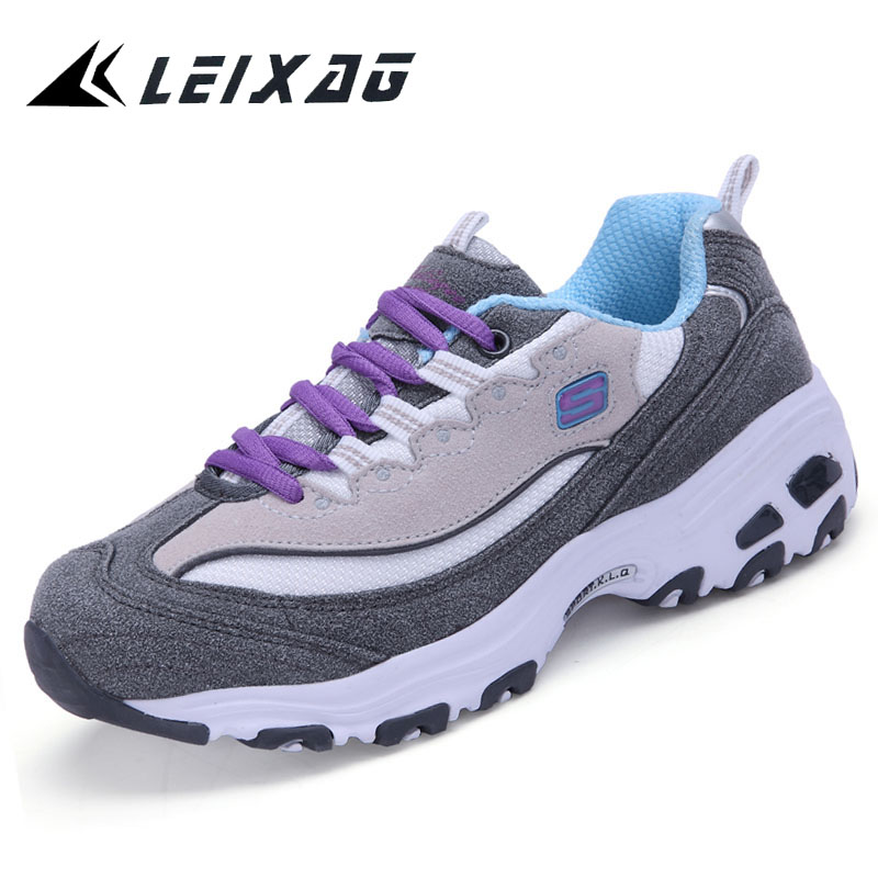 LEIXAG Unisex Sport Running Shoes Women s Sneakers Breathable Mesh Outdoor Athletic Shoes Lightweight Male shoes