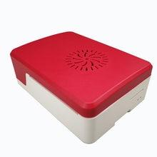 Чехол для raspberry pi чехол 4 корпус из АБС пластика с охлаждающим