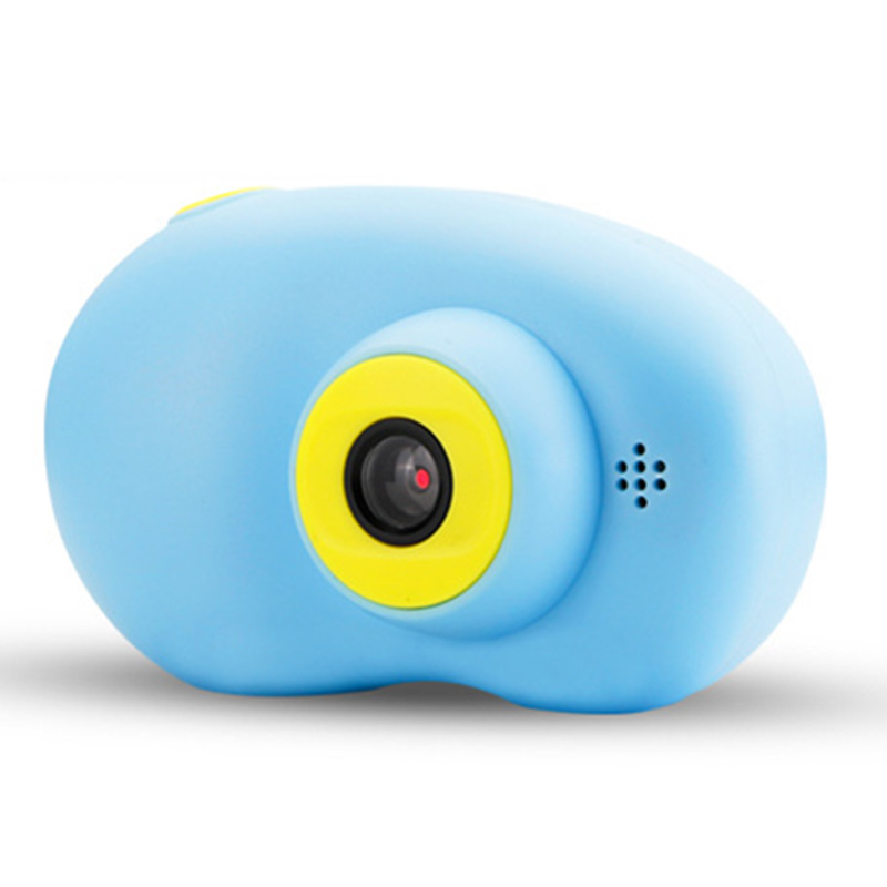Projection Video Camera Cartoon Video Recorder Children Camera Screen 1080P Max Toy Gift