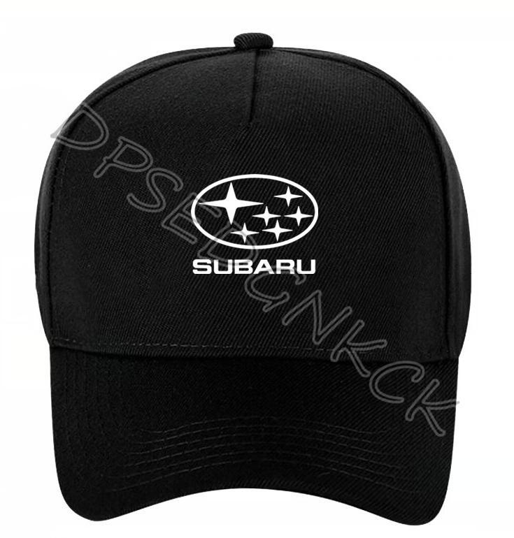 Subaru Men Women Auto Baseball Cap Car High Quality Hat Unisex Snapback Hats A215
