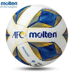 Image 3 - 2020 Original Molten Soccer Ball Official Size 4 Size 5 Football Ball Team Sports Training Football League Balls futbol bola