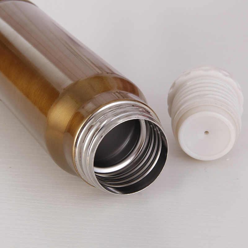 1 Pcs 500/1000 Ml di Viaggio Bottiglia della Bevanda Proiettile Thermos Thermos In Acciaio Inossidabile Bottiglia di Acqua di Isolamento Tazza di Vuoto Tazza Termica Tazza