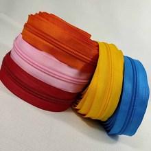 5 Meters 5# Zipper Nylon Sofa Cover Tent Mosquito Net Handbag Bag Cushion Pillow Zipper Cut At Will( Give Away 5 Pcs Zipper Head