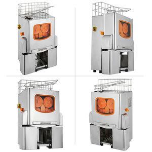 Image 3 - VEVOR Oranje Juicer Citrus Juicer Elektrische Fruit Juicer Machine Citrus Lemon Lime Automatische Auto Feed Commerciële