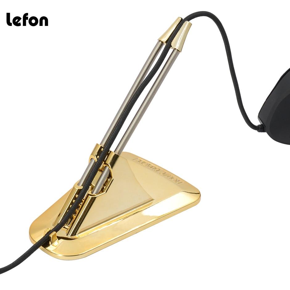 Lefon Novo Suporte Do Cabo Do Mouse Mouse Bungee Cord Clipe Organizador Fio Flexível Para Com Fio Mouse Mouse Perfeito Para Jogos CS CF LOL