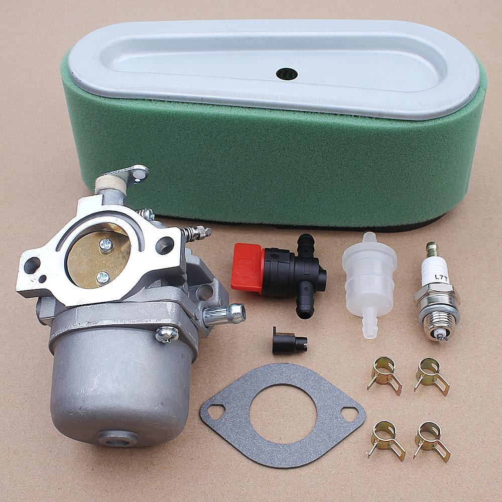 498231 498027 Engine Gasket 799728 Air Parts Stratton Carb 496894 Kit 493909 O Carburetor Briggs Filter Ring For With