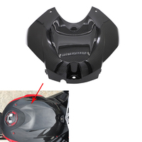 For bmw s1000rr 15  18 Front Fuel Tank Cover Fairing Kits Guard Protective Cover ABS plastic Carbon Fiber Motorcycle Accessories