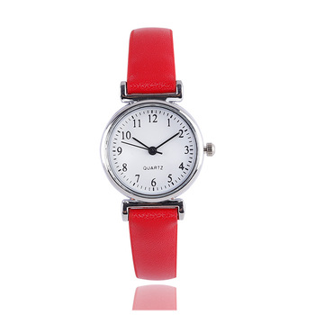 Fashion Quartz Watch For Women Luxury Female Watches Clock Wrist PU Leather Band Classic Daily Wear Gifts - discount item  34% OFF Women's Watches