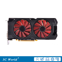 Graphics-Cards Rx470 8gb Desktop-Game GDDR5 XFX Displayport HDMI 256bit DVI 2048sps Pci-E-3.0