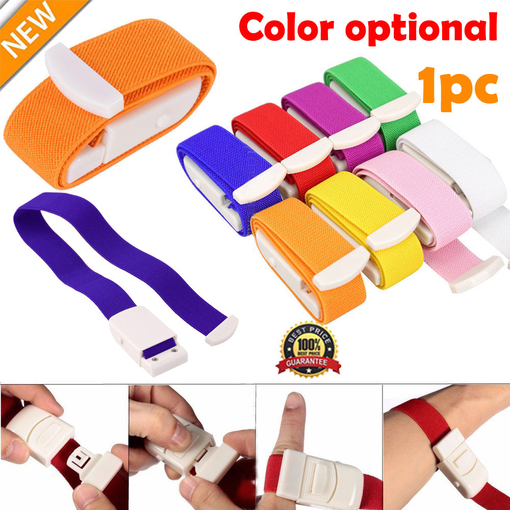 Medical Paramedic Emergency Tourniquet Buckle Quick Slow Release First Aid Nurse Outdoor High-grade Materials Latex Free Cotton
