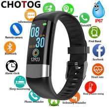 Smart Band Fitness Tracker Watch Ip67 Waterproof Pedometer Fitness Bracelet Women Men For Sport Smart Bracelet Blood Pressure