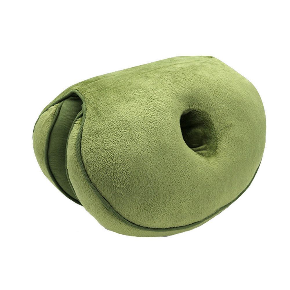 Ha051ec3b13f84cc69939f2f40953df67q - Multifunctional Dual Comfort Cushion Memory Foam Seat of Hip Lift Seat Cushion Beautiful