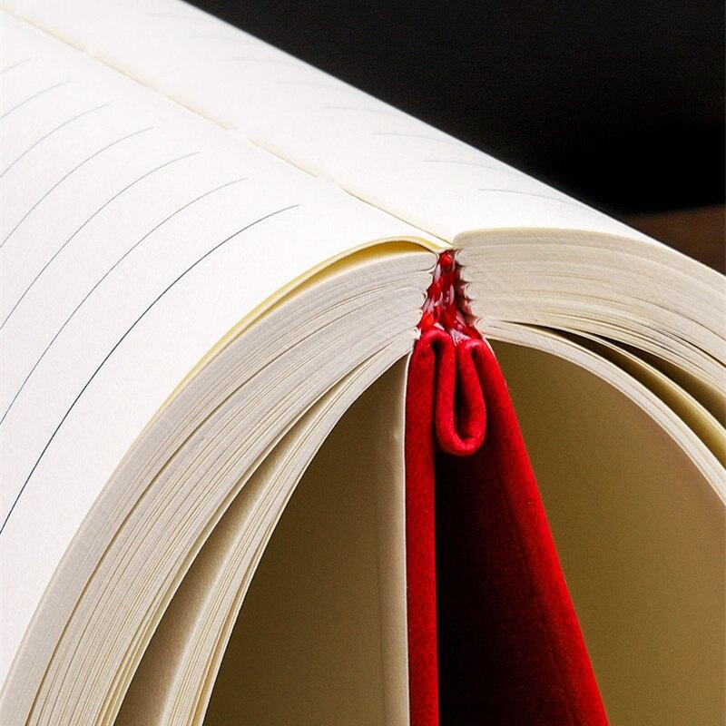 360 страниц супер толстый воск чувство кожа A5 дневник ежедневный бизнес офисный Рабочий блокнот s Блокнот Дневник Школьные принадлежности 4