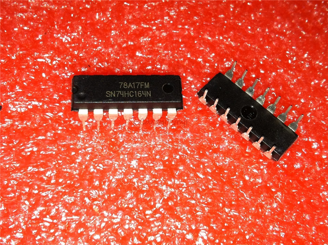 10pcs/lot SN74HC164N DIP14 SN74HC164 DIP 74HC164N 74HC164 New And Original IC In Stock