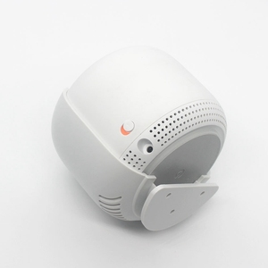Image 5 - Support de routeur pour Google Nest Wifi support de montage mural avec enrouleur de câble sécurité et utilisation facile dans la maison partout 2 pièces