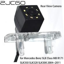 цена на ZJCGO Car Rear View Reverse Back Up Parking Waterproof Camera for Mercedes Benz SLK Class MB R171 SLK350 SLK320 SLK300 2004~2011