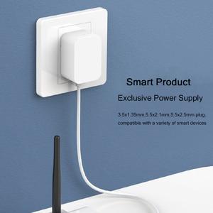 Image 4 - 9V 1A CE/GS Certification adaptateur secteur prise ue sortie cc 90 240V entrée ca 150cm câble chargeur alimentation