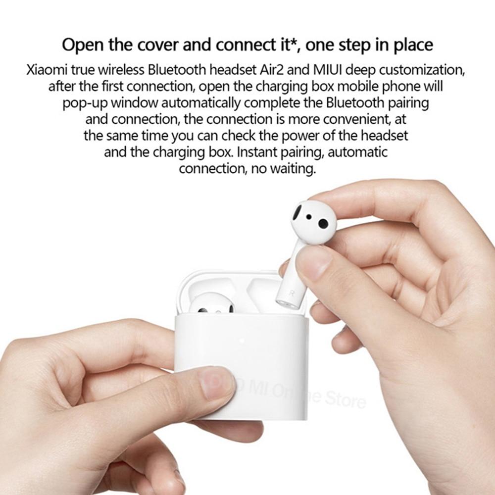 Xiao mi mi Airdots Pro 2 TWS Bluetooth Kopfhörer mi Air 2 Drahtlose Kopfhörer Smart Voice Control LHDC HD Sound tap Control ENC - 3