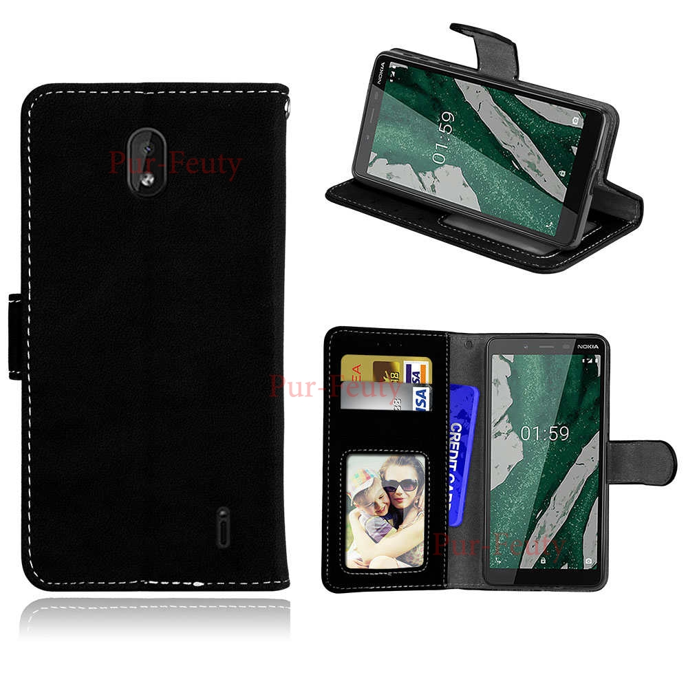 Flip Photo Frame Case For <font><b>Nokia</b></font> <font><b>1</b></font> <font><b>Plus</b></font> 2019 <font><b>TA</b></font>-<font><b>1130</b></font> <font><b>TA</b></font>-1111 <font><b>TA</b></font>-1123 <font><b>TA</b></font>-1131 Case Leather Cover For Nokia1 <font><b>Plus</b></font> <font><b>TA</b></font> <font><b>1130</b></font> 1111 1123 image
