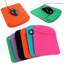 Mouse Pad And Wrist Rest Support Gaming Mouse And Mouse Soft Fiber Pad Pad Used For Desktop Computer Laptop Computer Non-slip