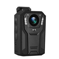 BOBLOV 1296P Body Worn Camera 32G/64G 9H Recording Wearable Video Recorder for Police Security Guard Night Vision Mini Camera
