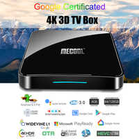 KM3 3D TV Box Android TV Google Certified Android 9.0 TV Box 4GB 128GB Amlogic 4K Dual Wifi Set Top Box KM9 Pro 2/16 4/32G M8s