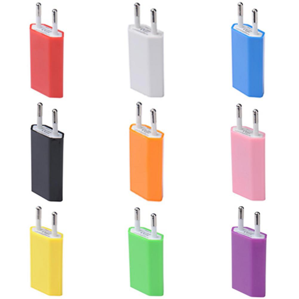 USB Travel Charger EU Plug AC 5 V For IPhone 4 4s 5 Wall Charger For Samsung Galaxy S3 S4 Note 3 Note 4 J25 USB Adapter