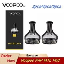 Cartridge Vaporizer Vape Voopoo Pnp Pctg-Tank Drag-X-Drag Electronic-Cigarette Original