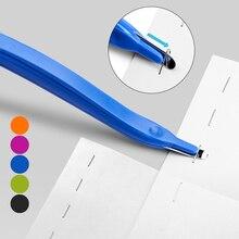 Ручка тип антистеплер трудосберегающих универсальные иглы Stapeler офис бытовые инструменты школьные принадлежности