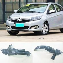 Assessoires MA12 56 140 130 protetor de lama do respingo do para choque interno da roda dianteira do carro para haima m3 2013 2016