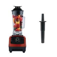 1800W tezgah mikseri ağır ticari sınıf Blender mikser sıkacağı mutfak robotu buz Smoothie meyve yüksek performanslı karıştırıcı