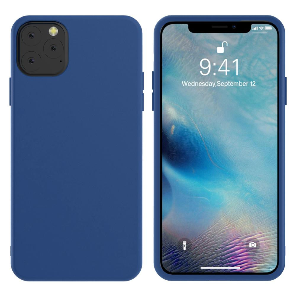Torubia Silicone Case for iPhone 11/11 Pro/11 Pro Max