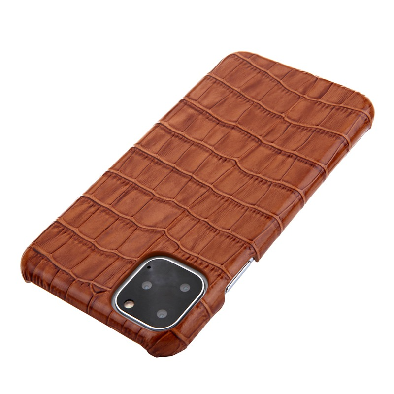 Luxury Genuine Cow Leather Case For iPhone 12 Pro Max  3